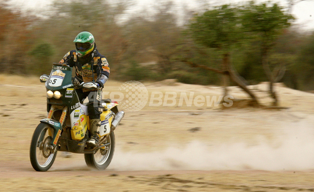 <ダカールラリー2007>デアゼベド 第14ステージを制し総合25位に浮上 - セネガル