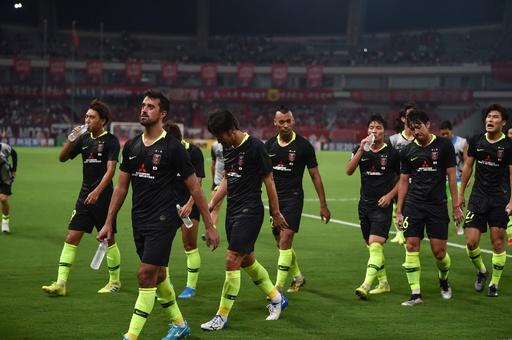 浦和は上海上港とドロー、一時2点リードも ACL準々決勝初戦