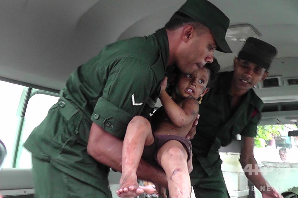 15人が死亡の銃撃戦、ISが犯行声明 スリランカ東部