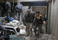 東グータの死者、400人超に 停戦呼び掛けも空爆続く