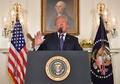米英仏がシリアに軍事攻撃、トランプ大統領発表