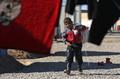 紛争で「老成」した子が子どもに戻るには遊びの時間が必要 イラク
