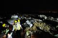 パキスタンで旅客機墜落、127人全員死亡