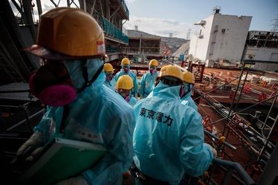 福島第一原発の視察者数、東京五輪までに2万人目指す 東電
