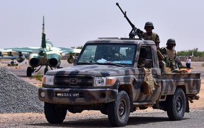 ニジェール軍がボコ・ハラム掃討作戦、戦闘員280人超殺害