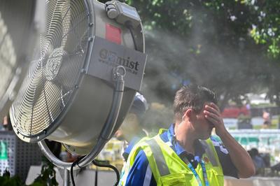 熱波の豪州、1月の平均気温は観測史上最高