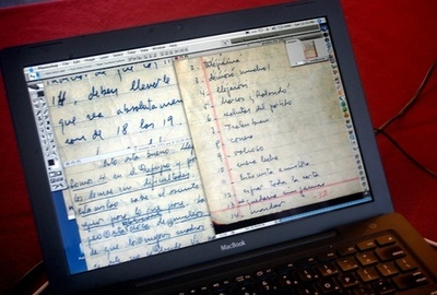 チェ・ゲバラの直筆日記、オンライン公開始まる