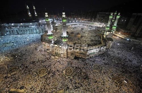 国際ニュース:AFPBB Newsイスラム教の大巡礼「ハッジ」始まる