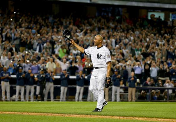 元ヤンキースのリベラ氏が米野球殿堂入り、史上初の満票選出