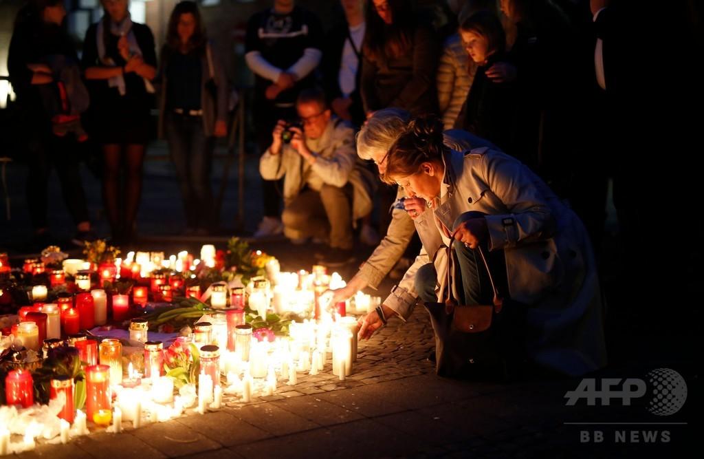 ドイツ車突入、容疑者は単独犯 精神面の問題中心に捜査