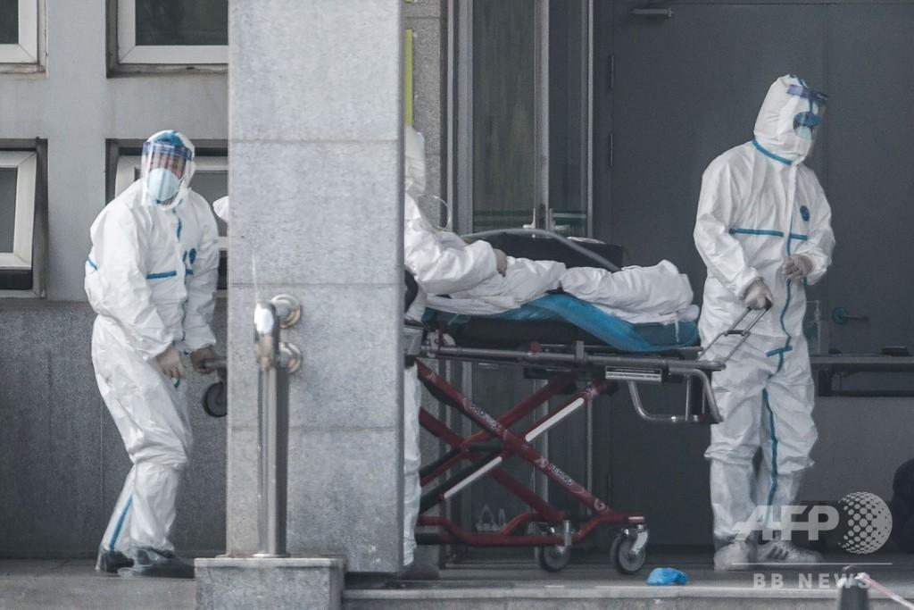 新型コロナウイルス、中国で新たに感染者17人 旧正月控え懸念高まる
