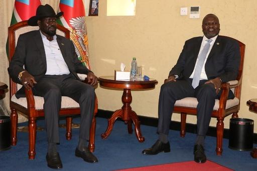 南スーダン、統一政府発足で合意 内戦終結に向け前進