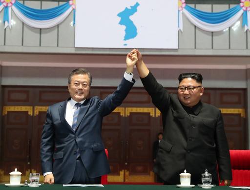 韓国世論調査、「南北統一より平和共存」望む声が増加