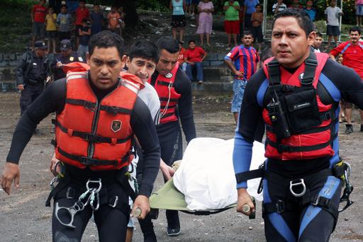 ハリケーン「イダ」が中米を直撃、エルサルバドルで死者124人