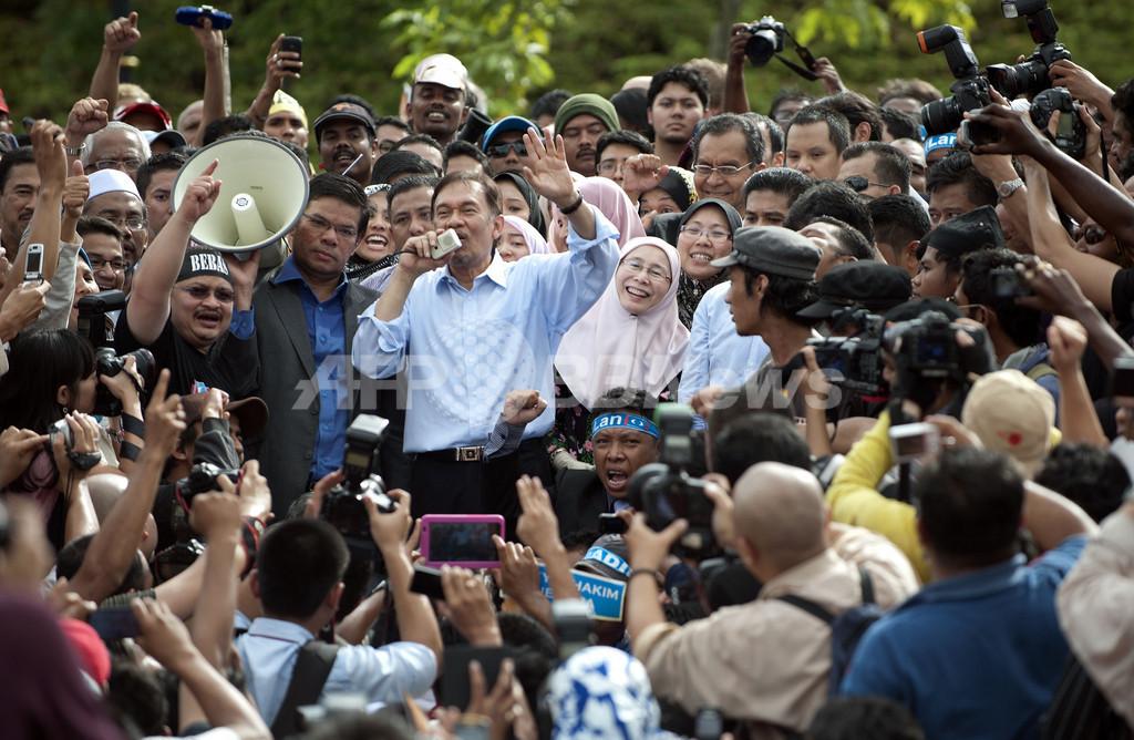 マレーシアのアンワル元副首相、同性愛裁判で無罪判決