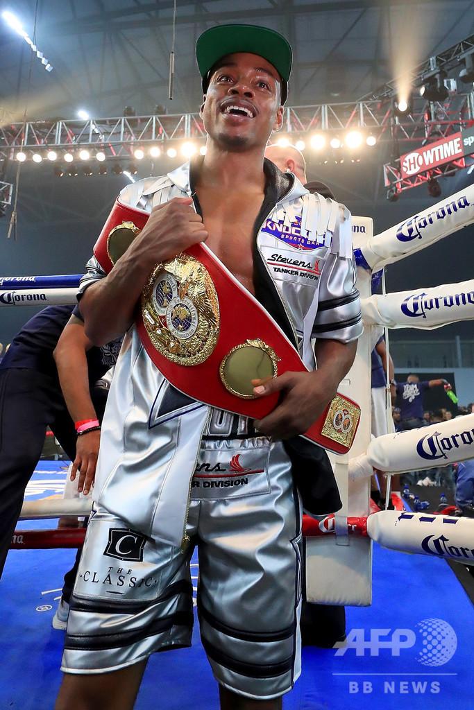 ボクシング世界ウエルター級王者、大事故で入院も「全快する見込み」