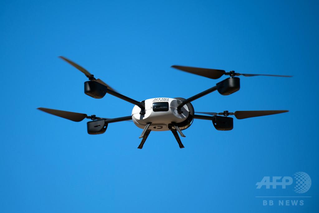 米国で無人機を使った映像撮影が可能に、利用拡大に道