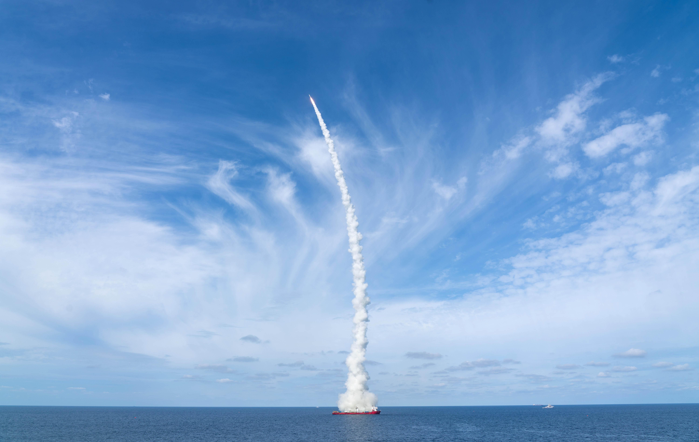 中国、「吉林1号」高分03-1組衛星打ち上げに成功