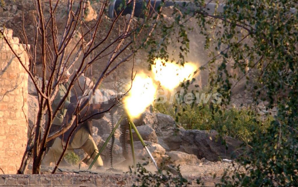 パキスタン北西部で武装勢力掃討作戦、「日パ友好トンネル」を奪還