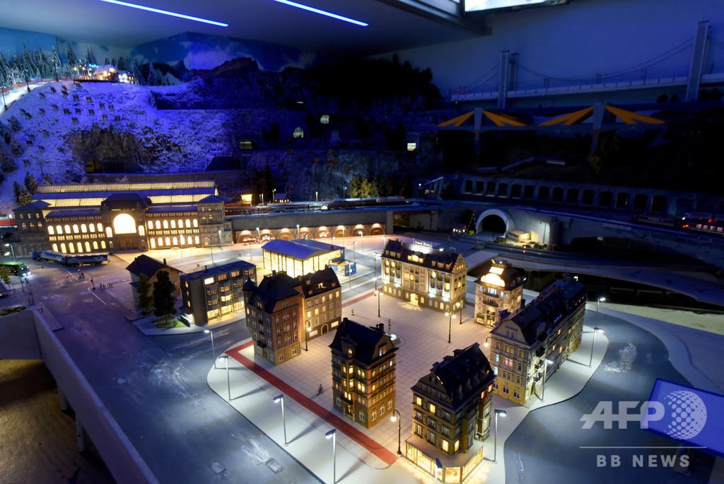 ちいさい町みつけた クロアチアの鉄道模型ミュージアム