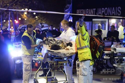 「無差別殺りくだ」 パリ人質事件のコンサート会場にいた仏記者が証言