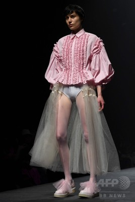 元バレエダンサーのデザイナー、東京ファッションウィークにデビュー