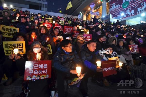 朴槿恵大統領、「弾劾裁判」遅延戦術の悪あがき