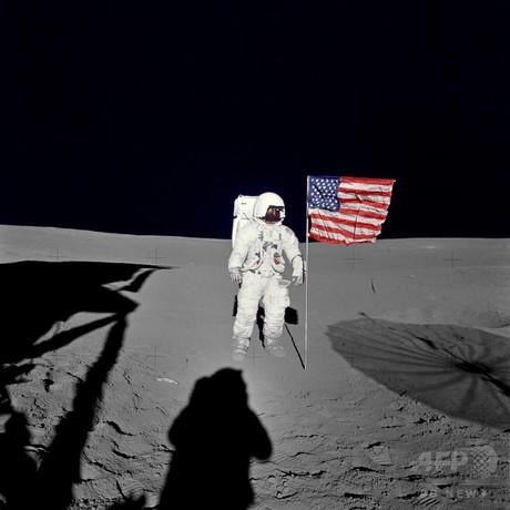 アポロ飛行士に高い循環器系疾患死亡率、放射線が原因か 研究