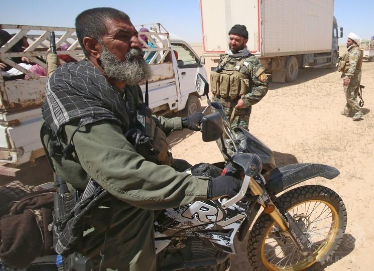 イラク歴戦の狙撃手、ハウィジャ奪還作戦で死亡 「ISを320人殺した」