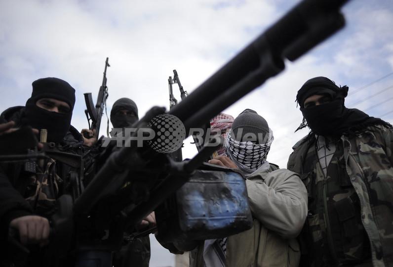 シリア政府軍がババアムル地区を制圧、シリア自由軍は「戦略的撤退」