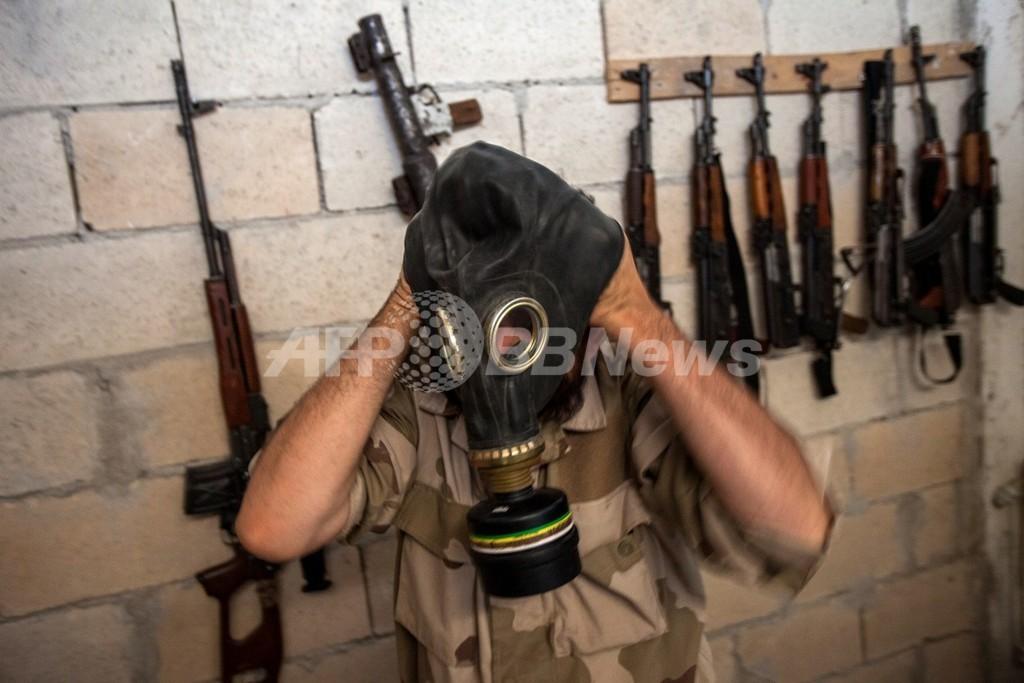 保有認めるも…謎に包まれたシリアの化学兵器