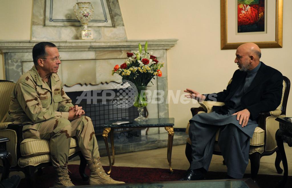 アフガンへの米軍増派、先遣隊が...