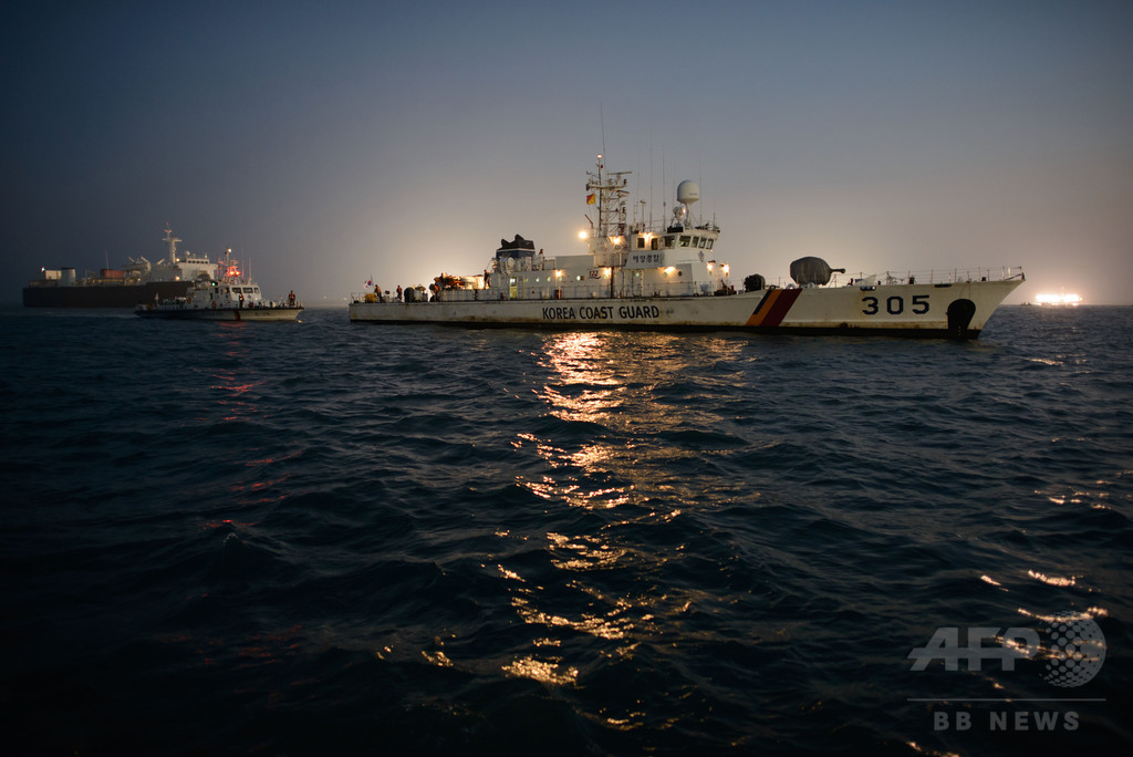 韓国セウォル号沈没、警察救助艇の責任者に懲役4年