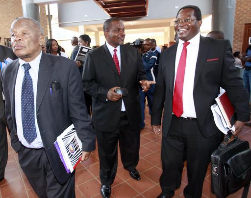一時逮捕されたザンビア検察トップ、自らの訴追を拒否