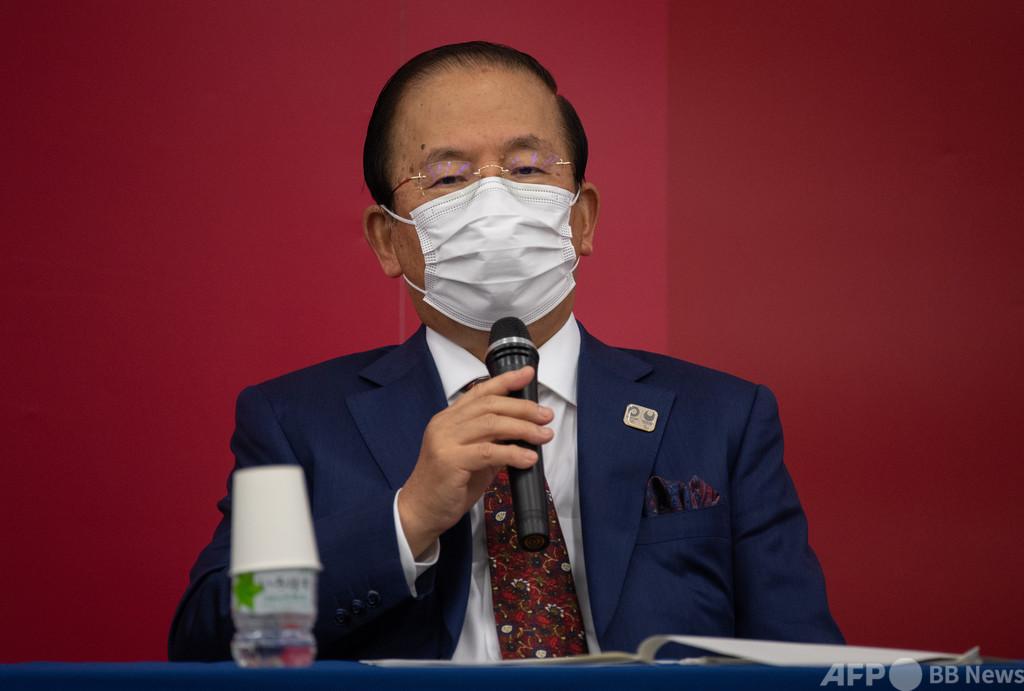 東京五輪中止報道は「フェイクニュース」 組織委が強調