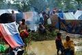 ミャンマーの村での虐殺、ロヒンギャ生存者の目撃談