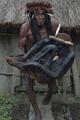 インドネシアの先住民が大切に保存する祖先のミイラ