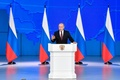 西側標的の新ミサイル配備も プーチン大統領が警告