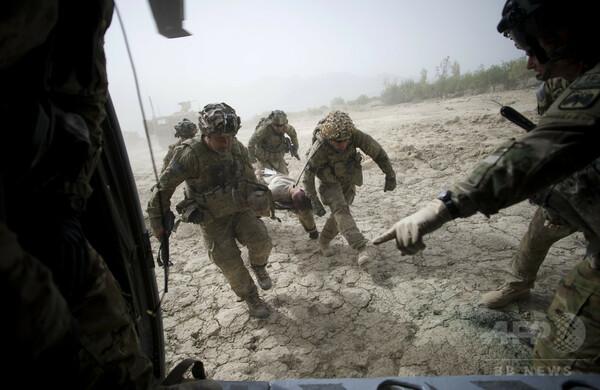 アフガニスタンは米国の新たな「墓場」に、タリバンが警告