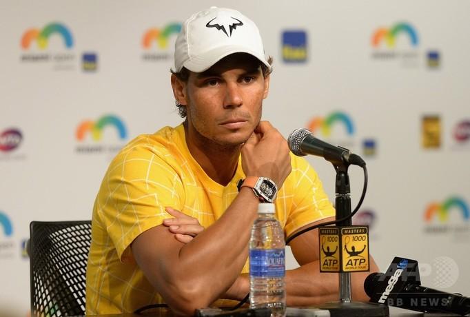 ナダル、テニス人気を絶やさぬためにルール変更を求める