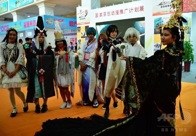 中国・石家庄で「国際動漫博覧交易会」