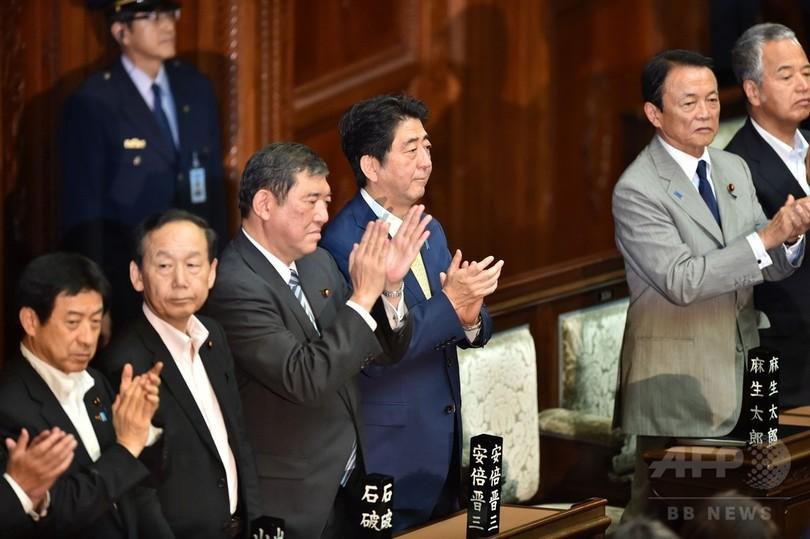 中国、安保法案可決で日本に警告...