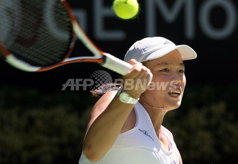テニス 07全豪オープン>女子ダ...
