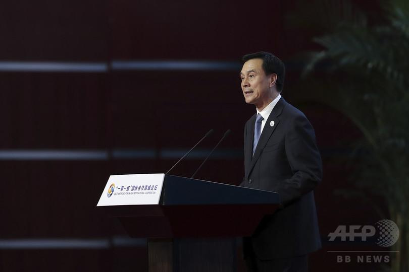 中国、楊晶国務委員を汚職容疑で調査 降格・謹慎処分に