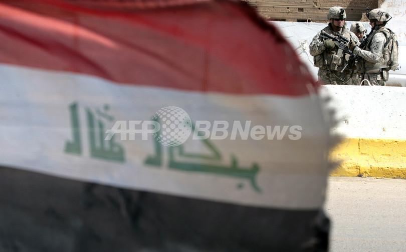 イラク・バグダッドで爆弾攻撃相次ぐ、30人以上が死亡