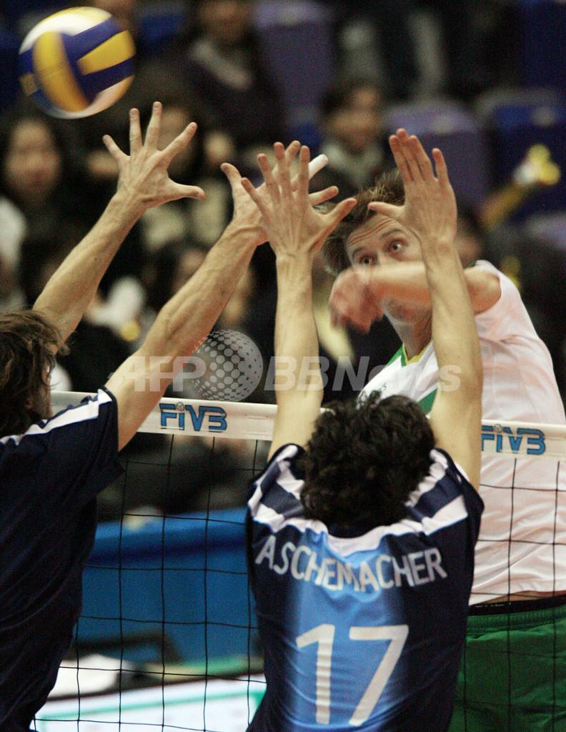 アルゼンチン オーストラリアを降して3勝目
