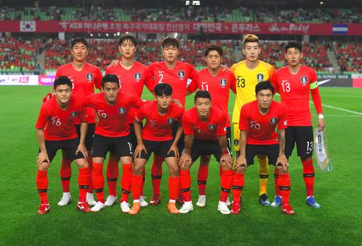 韓国のW杯メンバーが決定、20歳のイ・スンウが選出