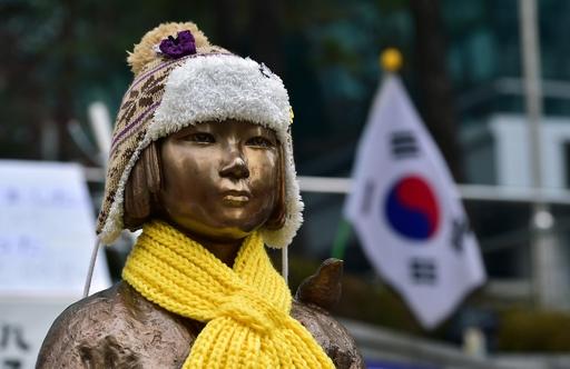 韓国元慰安婦らが日本政府に賠償請求、訴訟始まる 日本政府は欠席