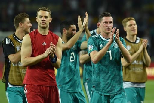 指揮官不在のドイツがベラルーシに勝利、欧州選手権予選
