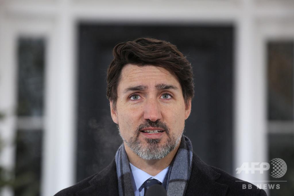 カナダ首相、アジア系住民への攻撃「容認できない」 嫌がらせ急増
